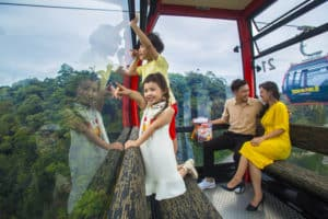MARCH: 5,000 BONUS TICKETS PER DAY IN SUN WORLD BA NA HILLS TO PAY TRIBUTE TO QUANG NAM – DANANG LOCALS