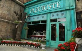 Fleuriste Flower Shop