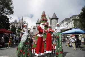ENJOY THE COLORFUL WINTER FESTIVAL AT SUN WORLD BA NA HILLS