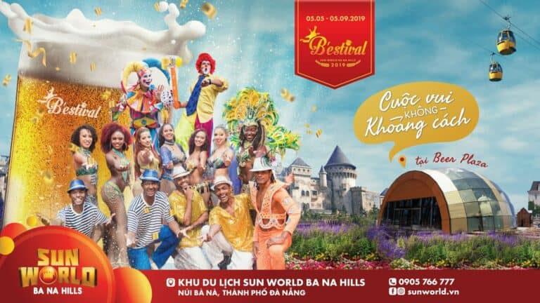 MOST VIBRANT BEER FESTIVAL AT SUN WORLD BA NA HILLS BACK AGAIN