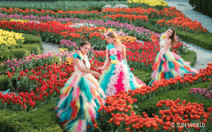FLOWER FESTIVAL: THE LAND OF FLOWERS